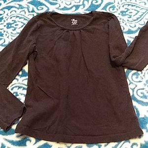 Size 7/8 long sleeve top